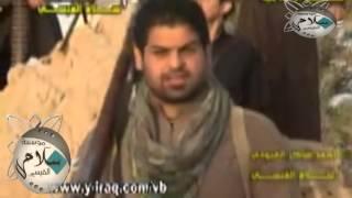 احمد الزركاني داعش منو الاخراج حيدر الغزالي