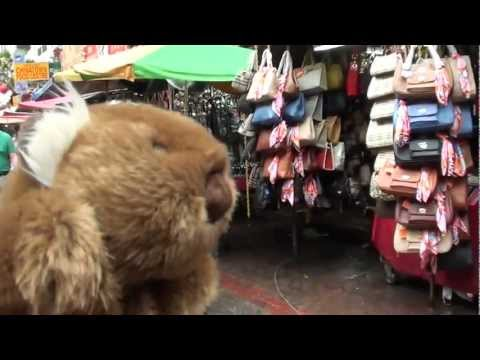 Kick A Poo at Sepang Markets 2011