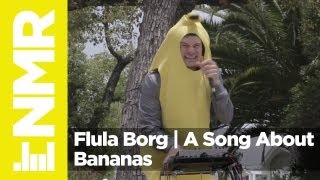 Flula Borg | A Song About Bananas | NMR Exclusive