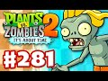 Plants vs. Zombies 2: It's About Time - Gameplay Walkthrough Part 281 - Tiki Torch-er! (iOS)