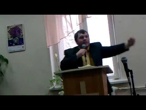 Когда ты помазан...Проповедует Алексей Радчук