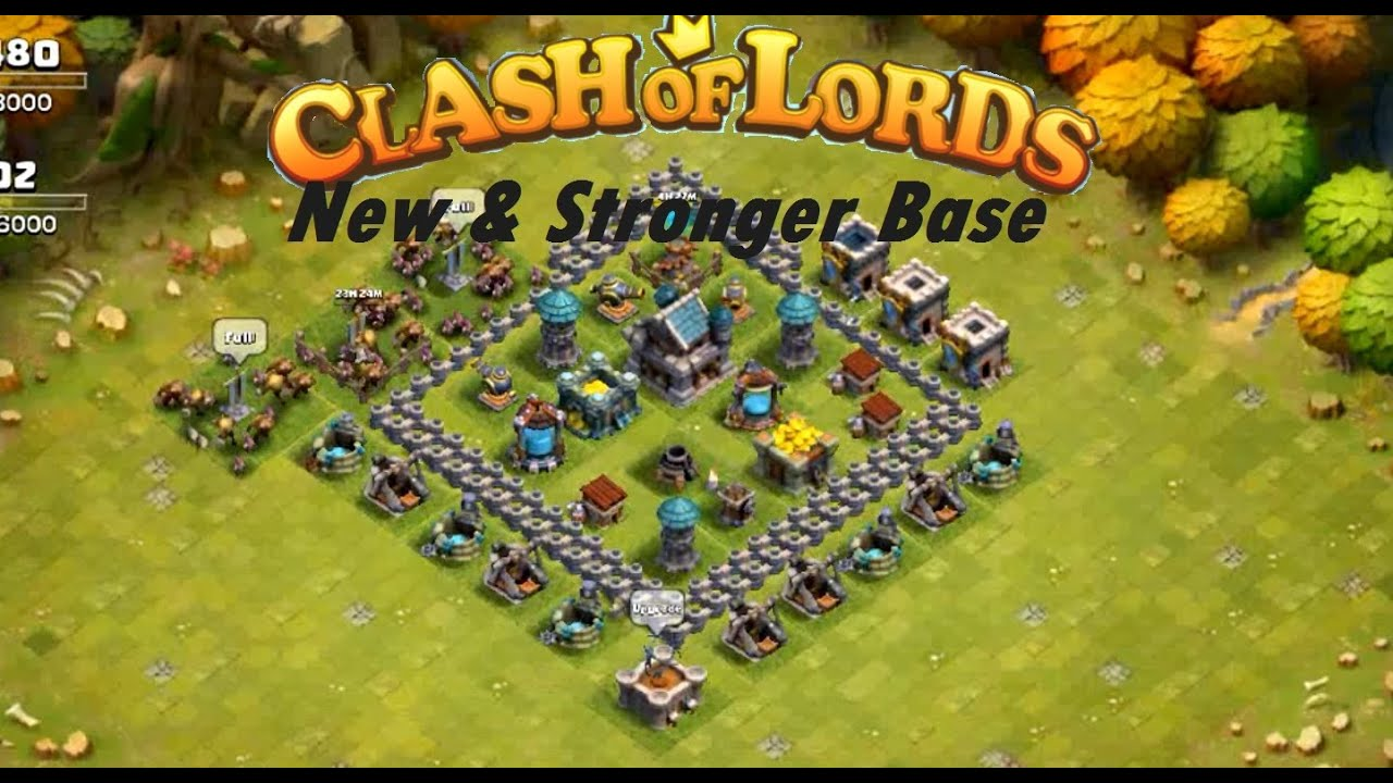 Best Defense Town Hall Level 5