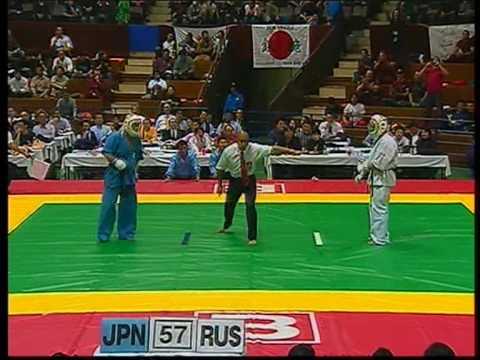 Kudo Daido Juku 3rd World Championship, Tokyo, Japan, 15 november 2009