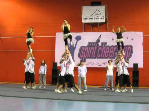 IM CHEER Spirit 2011 Helloween Horror