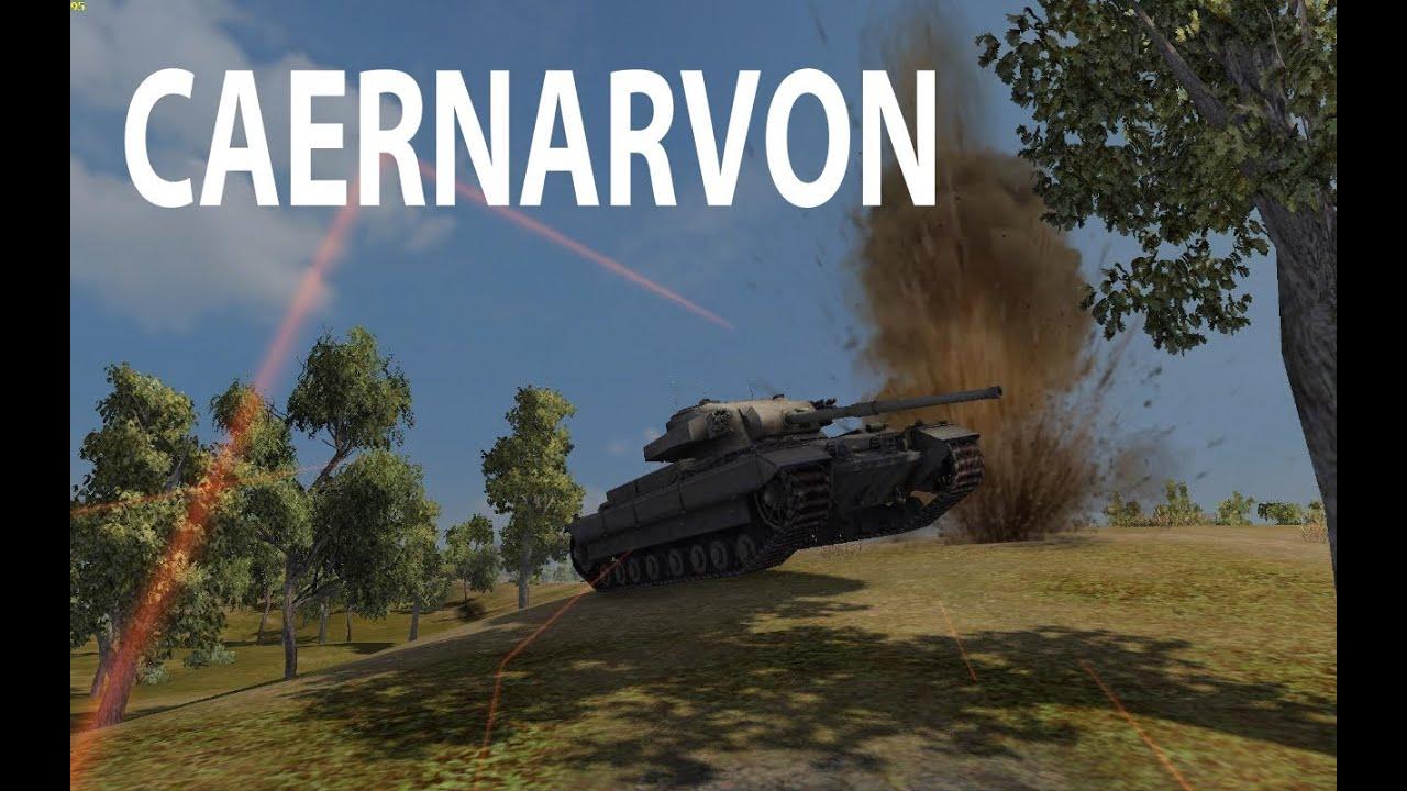 Caernarvon - обзор и впечатления