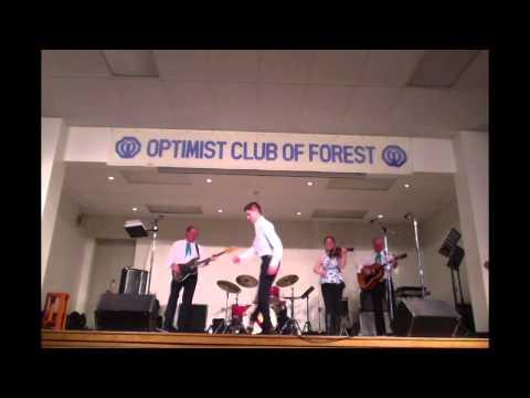 Ashley Giles' Novelty Fiddle Show