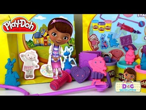 Plastilina Play Doh Doctora Juguetes Kit de Doctora | Doc McStuffins Play Doh  Doctor Kit