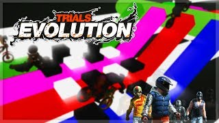 "Trials Evolution #4 ""Ethan talks Sex Education"" w/ Zerkaa, Miniminter & Behzinga"