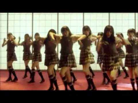 AKB PV スピートメドレー 全123曲 Short版