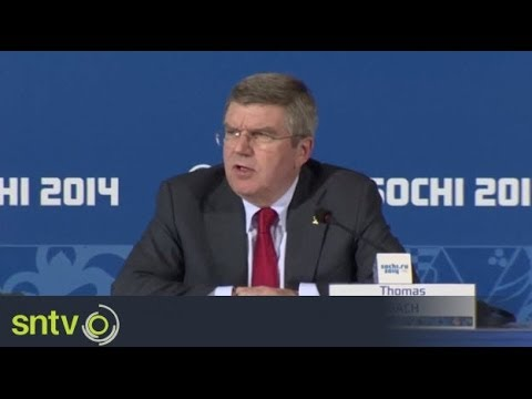 IOC praise doping process at winter Olympics [AMBIENT]