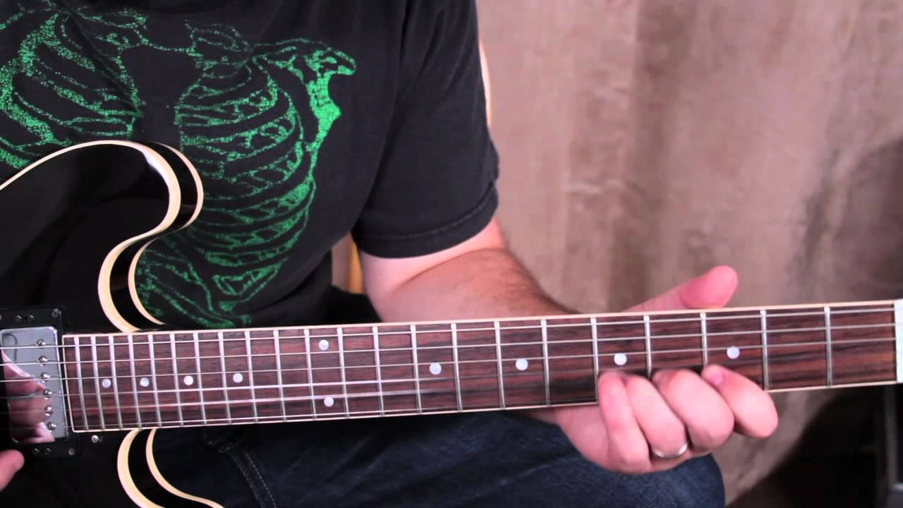 Marty Schwartz Guitar Solo Lesson - Solo Concepts to embellish the minor pentatonic scale - YouTube