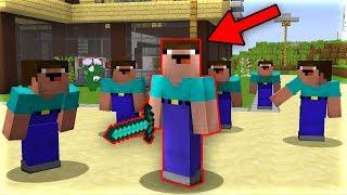 Cùng NOOB Chơi Minecraft AI LÀ KẺ GIẾT NGƯỜI!!