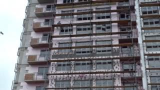 Șantier periculos la Rîșcanii Chișinăului