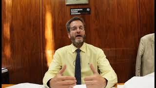 Dep. federal André Abdon e a parceria com a FMC