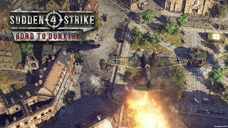 Sudden Strike 4 - Dunkirk Announcement Trailer
