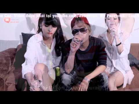 [Dabee Cao] Như Nhau Thôi - Loren Kid ft. Amy (Lyric)
