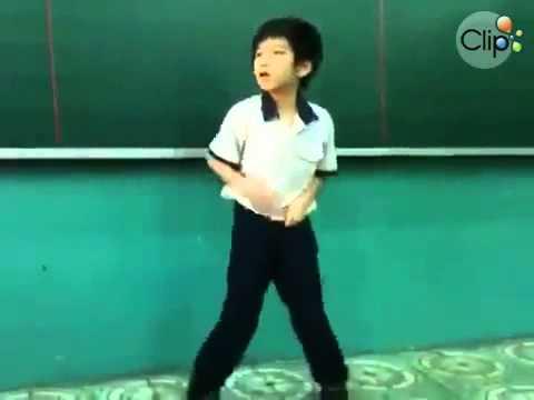 Em bé Việt nhảy Gangnam Style cực kỳ điệu nghệ   Clip vn