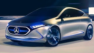 Mercedes-Benz EQA Concept – The A-Class of the Future. YouCar Car Reviews.