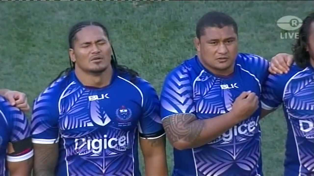 2013 Manu Samoa vs Italy Rugby (Hilights) - YouTube