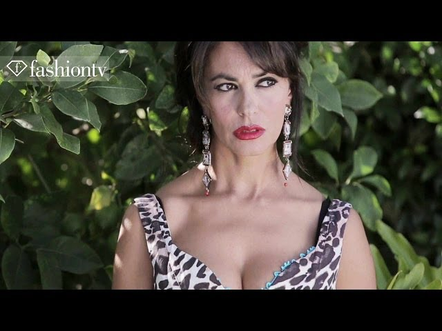 Capsule Collection by Maria Grazia Cucinotta for Maria Grazia Severi | FashionTV