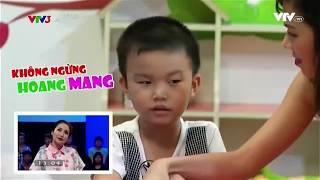 Bé Minh Khang ngọng nghịu trong Cố Lên Con Yêu cùng gia đình