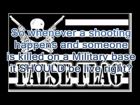 Fort Hood False Flag Confirmed Explained