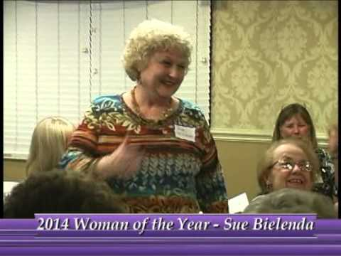 Susan Bielenda named Lombard Woman of the Year 2014