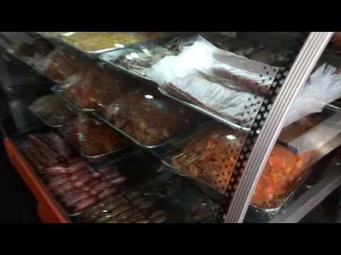 ► Best Fast Food in Persia: Dr. Azdar Zapata Sandwich - TEHRAN / IRAN