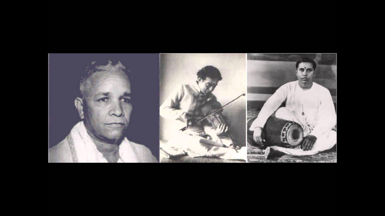 Ramnad Krishnan, Lalgudi Jayaraman, Palghat Mani Iyer Full Concert- 1966, Nada Inbam