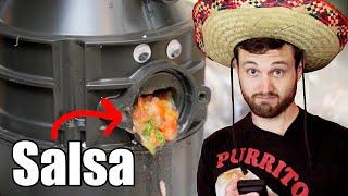 Cinco de Mayo Special - Garbage Disposal Salsa