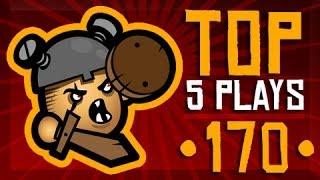 League Of Legends Top 5 Plays Week 170