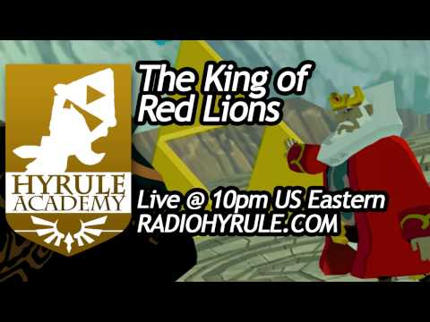 Hyrule Academy - The King of Red Lions (Episode 13)