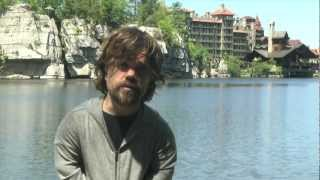 Peter Dinklage Leads the 2012 Walk for Farm Animals!