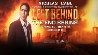 Left Behind Music Trailer Movie 2014#[Letters From The