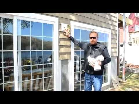 Vinyl Siding Trumbull Stratford Easton Ct Siding Around The Outdoor Lights Youtube