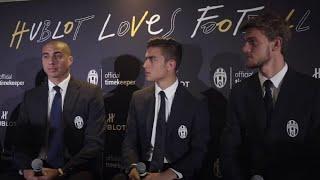Juve and Hublot: a special evening - L'eleganza di Hublot e i campioni bianconeri a Melbourne