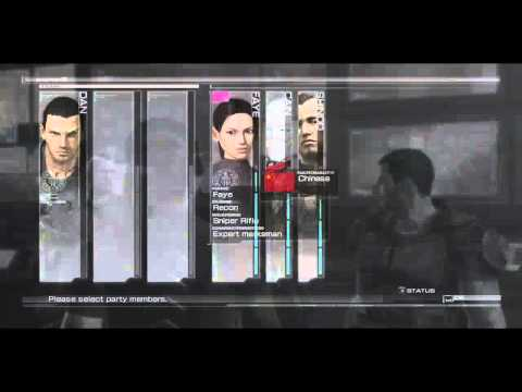 Binary Domain Gameplay Walkthrough part 8 Mission 5 INTELLIGENT ARTIFICE pt2