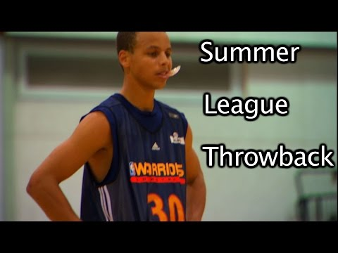 All Time NBA Summer League Highlights! (LeBron, Durant, Curry, Wade)