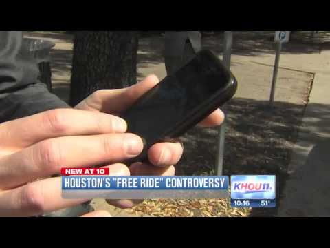 Uber, Lyft offer riders a new way to get around Houston