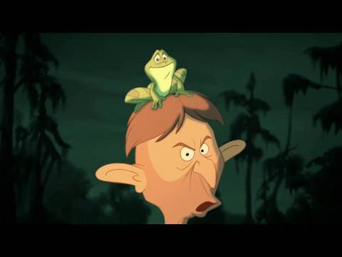 frog hunters disney