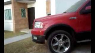 Ford Lobo Triton Fx4 4X4