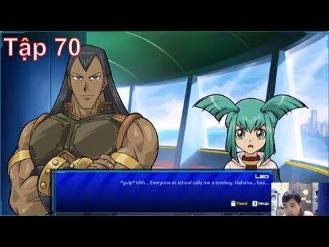 Vua Trò Chơi Yugi Oh  50's Tập 70 - Grelqer vs Leo - Leo Yếu Đuối
