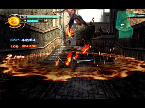 PCSX2 R5828 - Chaos Legion @ Shade Boost. Gsdx 5464km 0.1.16 download (PS2 emulator)