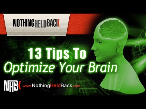 13 Tips For Improving Your Brain Health