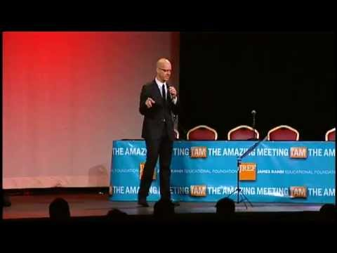 Opening Ceremony TAM 2013 featuring George Hrab