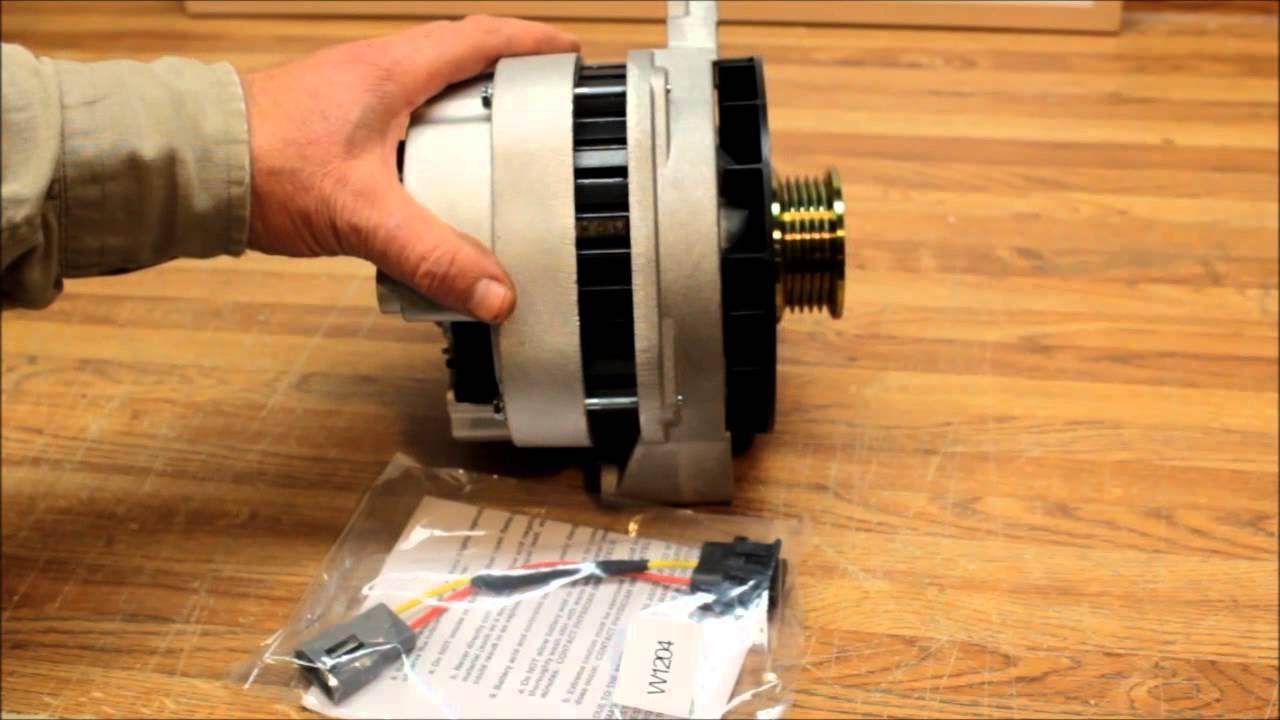 10si 12si Alternator Upgrade To Cs144 High Output