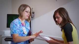 Pediatric Gynecological Exam DANIELS GYNO ADVENTURE...
