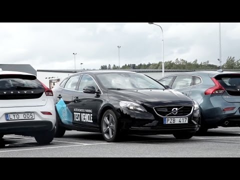 Volvo Autonomous Driving Technology - Autonomous Parking .