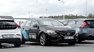 Volvo otomatik park sistemi