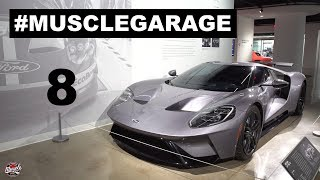 Muscle Garage vs Cali EP 7 (Petersen Museum). Музей ретро автомобилей СПБ.